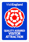 VisitEngland Quality Assured Visitor Attraction