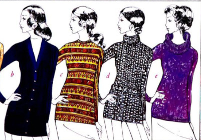 Online Event - From Washable Wool to Winceyette: Winter Fashions at M&S