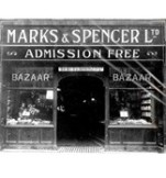 Soon M&S shops opened in a wide variety of central sites, like this one at Castle Street Bristol in 1907.