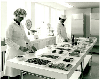 Lunchtime Talk – Tasty Technology: 70 years of Food Technology at M&S